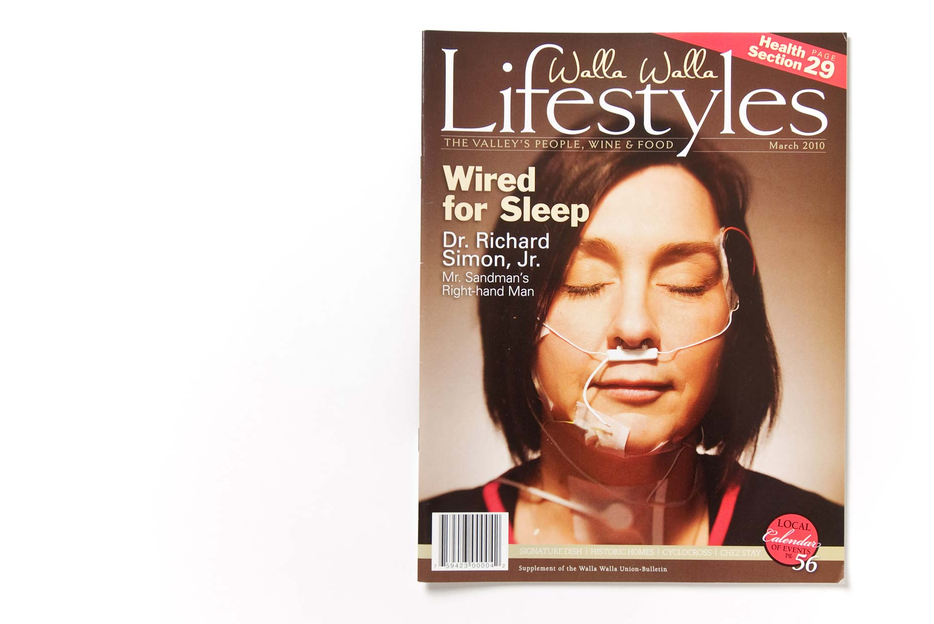 Health Cover Feature Lifestyles Magazine